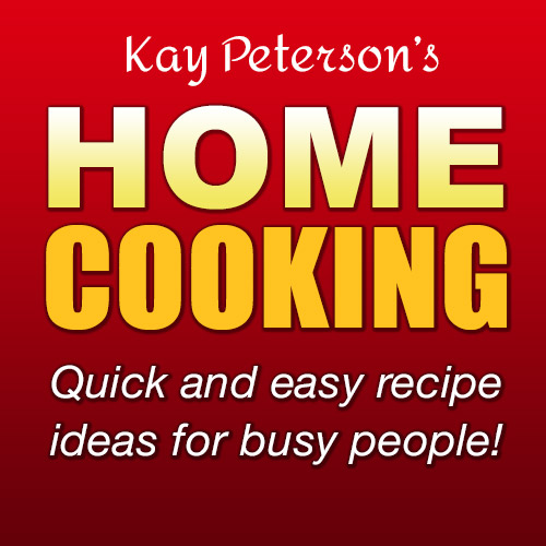 Home Cooking - Quick and easy recipe ideas for busy people.