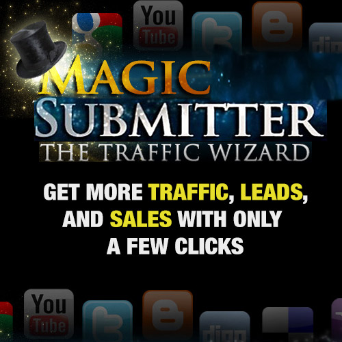 Magic Submitter - The Traffic Wizzard