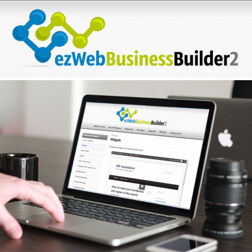 EZ Web Business Builder 2