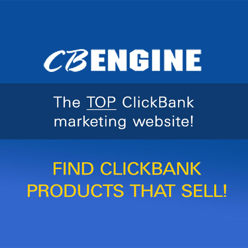 CB Engine - The top ClickBank marketing website