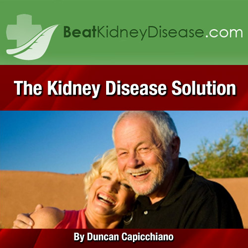Buy The Kidney Disease Solution Program
